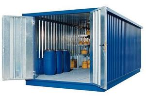 Mietcontainer Safelager Lueneburg